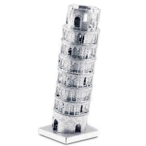 ピサの斜塔 メタリックナノパズル|arune