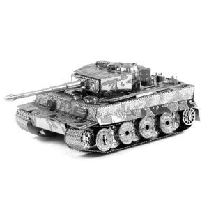 タイガーI型戦車 メタリックナノパズル|arune