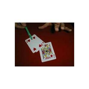 エスケープカード 東京マジック マジック・手品・簡単・簡単な手品・テンヨー・トランプ・忘年会・手品グッズ・手品用品|arune