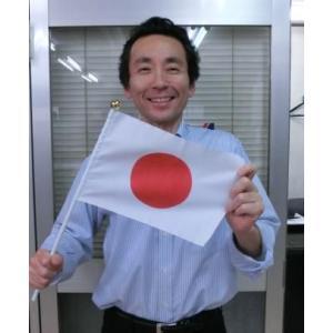日本代表応援 日の丸国旗セット 手持ちサイズ サッカー 応援 鳴り物 ペイント かぶりもの|arune