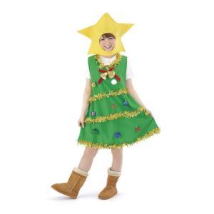 即納 クリスマス コスプレ クリスマスツリー レディース スターツリードレス クリスマス コスプレ レディース おもしろ 安い サンタ トナカイ サンタクロース|arune