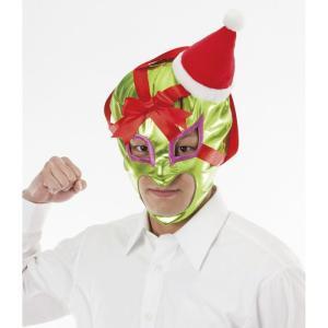 即納 クリスマス おもしろ コスプレ 仮装 変装グッズ プレゼントマン-覚醒- クリスマス おもしろ コスプレ 仮装 変装グッズ 安い 笑える 爆笑 衣装|arune
