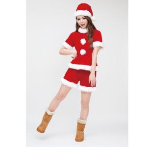 ピノサンタ レディース 女性用 サンタクロース 衣装 コスチューム クリスマス コスプレ 販促 業務用|arune