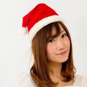 サンタ帽子 Sサイズ 家族クリスマス サンタクロース 衣装 コスチューム クリスマス コスプレ|arune