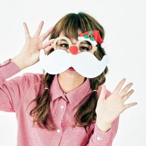 X'masグラスサンタクロース サンタクロース Xmas クリスマス プチプラ|arune
