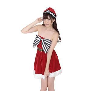 ハーレム・サンタガール クリスマス サンタクロース 衣装 コスチューム Xmas コスプレ プチプラ|arune
