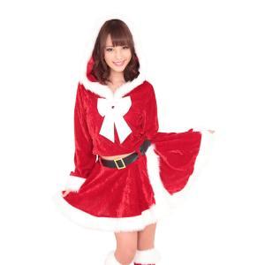 初雪サンタのプレゼント クリスマス サンタクロース 衣装 コスチューム Xmas コスプレ プチプラ|arune