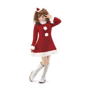 即納 クリスマス コスプレ サンタ レディース ベルスリーブサンタ クリスマス コスプレ レディース おもしろ 安い トナカイ ツリー サンタクロース|arune