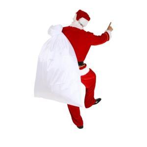 サンタ袋特大 家族クリスマス クリスマス コスチューム コスプレ サンタ サンタクロース 衣装