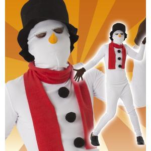 イケイケスノーマンタイツ 全身タイツ おもしろ 盛り上げ 衣装 サンタクロース Xmas クリスマス|arune