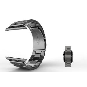 赤字処分セール Apple Watch ステンレスベルト バンドメタル金属超頑丈ステンレスアップルウォッチファッション合金42mm/38mm