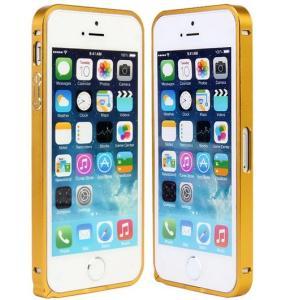極薄ネジ止めiPhone5 iphone5S iphoneSE アルミバンパー  カバーハードiphone SE ケース人気|arunmui