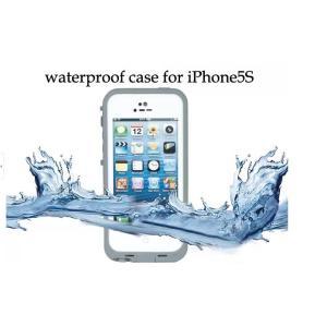 redpepper 指紋認証機能対応 iPhone5/5s ケース Case 防雪・防水・防塵・耐衝撃 iPhone5 iPhone5s iphoneSE ケース防水史上最強スーパーカバー|arunmui