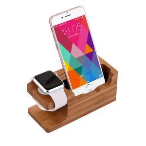 タブレットPC 竹製スタンド applewatch iphone スタンドアイフォン 原木卓上ホルダー エクスぺリア 多功能充電スタンド|arunmui