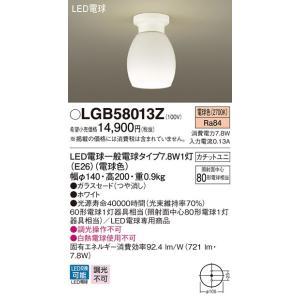 パナソニック LGB-58013Z|arupark