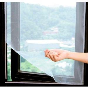 【商品説明】  網戸の長さ :約200×150cm    マジックテープの長さ :約710cm  網...