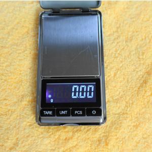 ポケットデジタルスケール(秤) 0.01~500g 【高性能、精密】