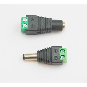 LEDテープライト 用 DCコネクター オス メス 5.5 × 2.1mm|arusena39