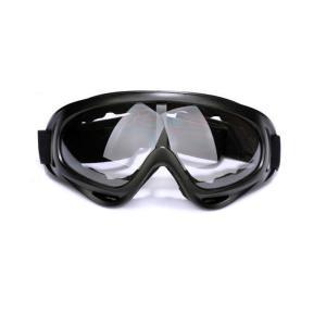 タクティカルゴーグル スキーゴーグル/透明レンズ X400|arusena39