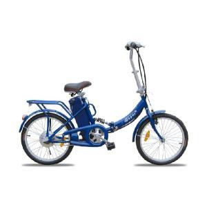 ★モペット版★電動機付き自転車(折りたたみ可能)「E-BIKE20」20インチ|aruzan|03
