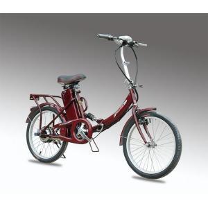 ★モペット版★電動機付き自転車(折りたたみ可能)「E-BIKE20」20インチ|aruzan|04