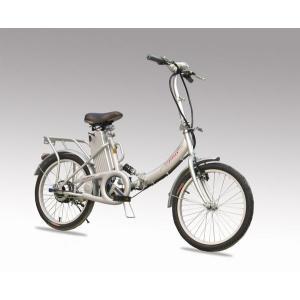 ★モペット版★電動機付き自転車(折りたたみ可能)「E-BIKE20」20インチ|aruzan|05