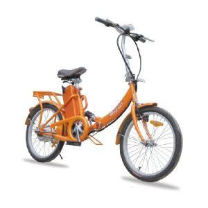 ★モペット版★電動機付き自転車(折りたたみ可能)「E-BIKE20」20インチ|aruzan|06