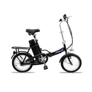 ★新発売★フル電動自転車E-Bi ke22インチ ★黒...