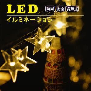 イルミネーション ロープライト クリスマス ライト LED ...