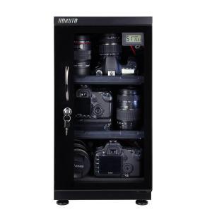 HOKUTO防湿庫・ドライボックス HS51L 引き出し棚装備 5年保証 送料無料 カメラ保管庫 デ...
