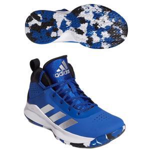 SALE adidas(アディダス) FZ1472  バスケットボール シューズ ジュニア CROSS EM UP 5 ワイド  21Q1|as-y
