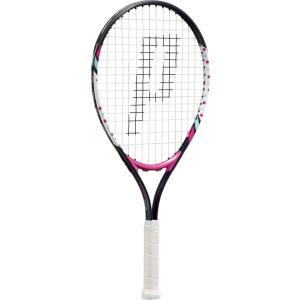 Prince(プリンス) 7TJ058 ジュニア用 硬式テニスラケット シエラ ガール23(張り上がり) 17FW|as-y