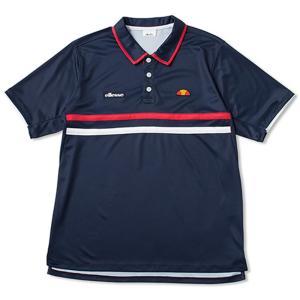 Ellesse(エレッセ) ETS07000 NY テニス TEAM ポロシャツ 17FW|as-y