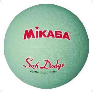 ミカサ(MIKASA) ソフトドッジボール ゴム D0SOFT 12SS|as-y