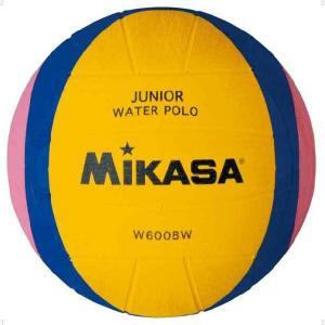 ミカサ(MIKASA) 水球 小学生用 YE/BL/P W6008W 12SS|as-y