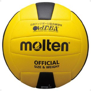 モルテン(Molten) ドッジボール 2号 MSD2N  13SS|as-y