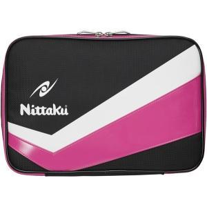 ニッタク(Nittaku) NK7212 21 卓球 スマッシュケース ラケットケース2本入 18S...