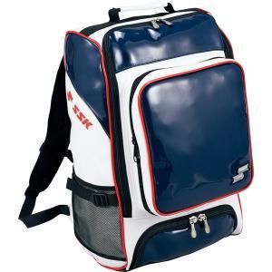 SSK エナメルバッグパック 野球 バック BA160-7020 15SS