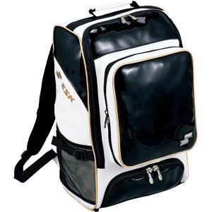 SSK エナメルバッグパック 野球 バック BA160-9038 15SS