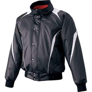 SSK 蓄熱グラウンドコート フロントフルZIP+ボタン比翼付き 中綿 野球 グランドコート BWG1007-9095 15SS