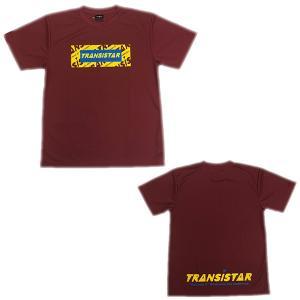 TRANSISTAR(トランジスタ) HB19TS19 BRGNY ハンドボール Tシャツ SANDSTORM 19FW