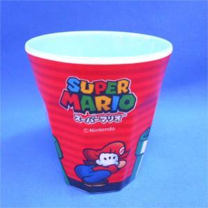 スーパーマリオ メラミンカップ スーパーマリオ19 マリオML|asada