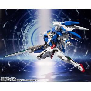 METAL ROBOT魂 <SIDE MS> ダブルオーライザー+GNソードIII|asada