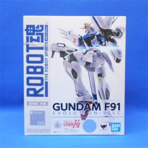 ROBOT魂 <SIDE MS> ガンダムF91 EVOLUTION-SPEC|asada