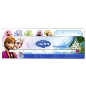 アナと雪の女王 ダイカット付箋スリム DC FR2 B柄 S2064766|asada