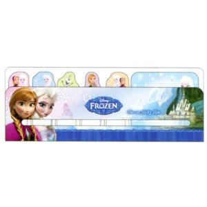 アナと雪の女王 ダイカット付箋スリム DC FR2  C柄 S2064774|asada