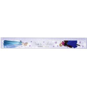 アナと雪の女王 15cm定規 DC FR2 E&A エルサ&アナ S4002326|asada