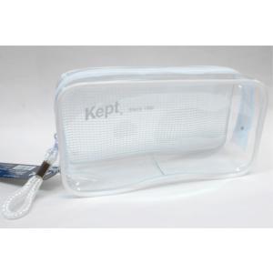 Kept ケプトペンポーチ ホワイト KPF902W|asada
