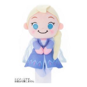 ディズニーキャラクター ちょっこりさん アナと雪の女王2 エルサ|asada