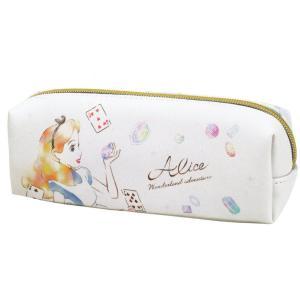 ディズニー 不思議の国のアリス MY LITTLE DREAM BOXペンケース アリス 09160|asada